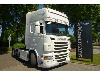 Scania R480 Topline 6x2/4 Twinsteer  - trekker