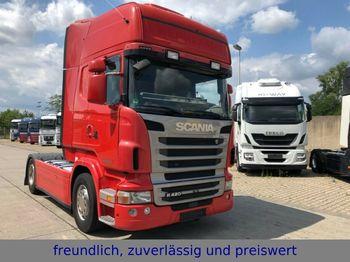 Trekker Scania *R 420*TOPLINER*RETARDER*EURO 5*1.HAND*: afbeelding 1