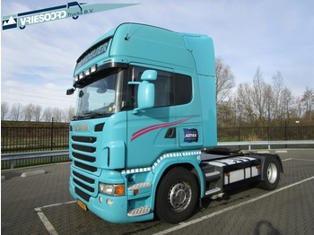 Trekker Scania R 440 Topliner Retarder