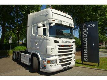 Scania R480 Topline 6x2/4 Twinsteer  - trekkvogn