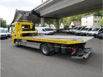 MAN TG-L 10.XXX 10.220 Fg Schiebeplateau Hubbrille - autotransporter truck
