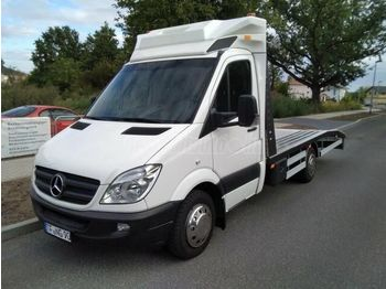 MERCEDES-BENZ SPRINTER 516 cdi - autotransporter truck