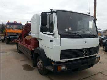 Autotransporter truck Mercedes-Benz 814
