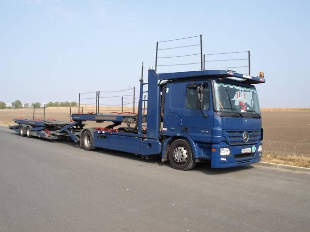 mercedes benz actros 1841 supertrans supertrans euro 5 autotransporter truck from czech. Black Bedroom Furniture Sets. Home Design Ideas