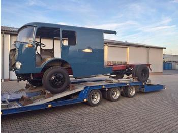 Mercedes-Benz LP710/32 LF16V LP710/32, Autotransporter - autotransporter truck