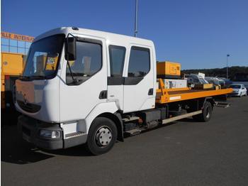 Autotransporter truck Renault Midlum 150