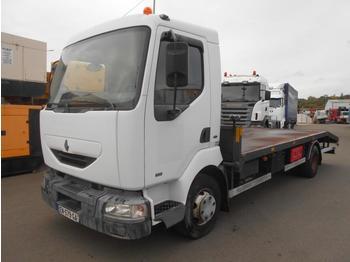 Autotransporter truck Renault Midlum 180