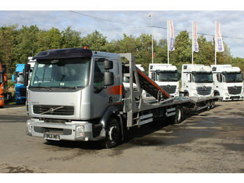Volvo FL L 240 42R + TRAILER PM 60 p ,FOR 5 VEHICLES  - autotransporter truck