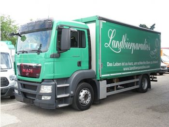 Beverage truck MAN TGS 18.440 Euro5 AHK Getränke Orig. 258'tkm: picture 1
