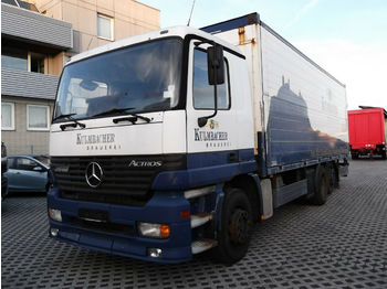 Beverage truck Mercedes-Benz 2540 6X2