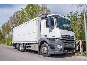 Beverage truck Mercedes-Benz Antos 2536L ENA 6x2 Getränkeklappe  2to Dautel
