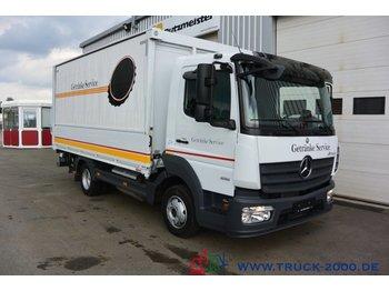 Mercedes-Benz Atego 816 Automatikrollo LBW 1.5 t DIN EN12642XL - φορτηγό για τη μεταφορά ποτών