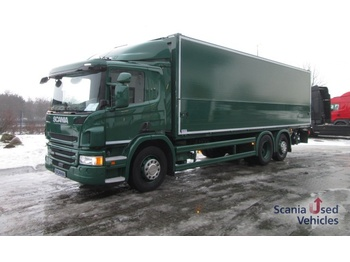 Beverage truck SCANIA P360DB6X2*4MLB