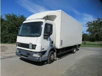 DAF 45LF150 Koffer, Ladebordwand1 to, 6 Gang manuell  - box truck