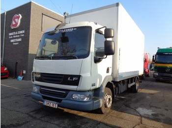 "Box truck DAF 45 LF 180 EEV 162""km isokoffer top 1a manual: picture 1"