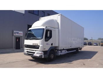 Box truck DAF 45 LF 180 (VERY GOOD CONDITION)