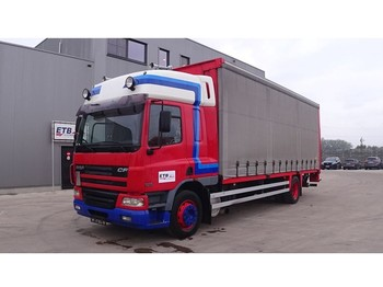 Box truck DAF 65 CF 250 (MANUAL GEARBOX / PERFECT CONDITION / 18 TON)