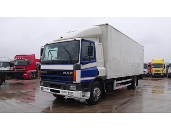 DAF 75 CF 340 (MANUAL PUMP / EURO 2 / PERFECT CONDITION) - box truck