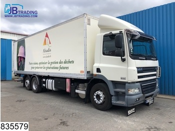 DAF 85 CF 360 6x2, Manual, Airco, ADR, euro 4 - box truck
