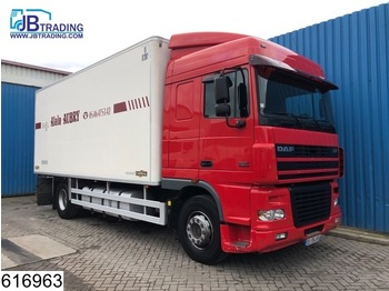 DAF 95 XF 430 Isotherm, Chereau, Isolated, Manual, Airco, Analoge tachograaf - box truck