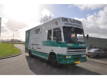 Box truck DAF AE66NS