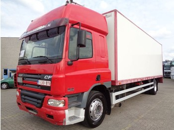 DAF CF65 220 + EURO 3 + MANUAL + SPRING/SPRING + BIG BOX - box truck