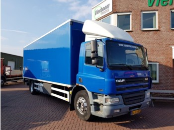 Box truck DAF CF75-250 BOX AND TAILLIFT HOLLAND TRUCK!!!!!!