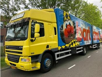 Box truck DAF CF75-310: picture 1