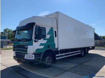 DAF CF75.310 6x2 liftaxle insulated body-taillift - box truck