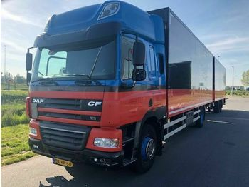 Box truck DAF CF85.360 + HANGER: picture 1