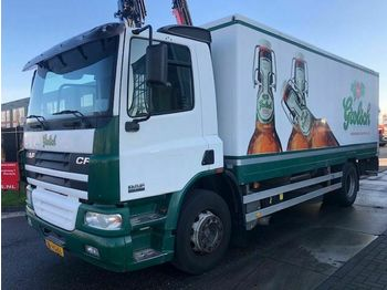 DAF CF 65.180 MANUAL  - box truck
