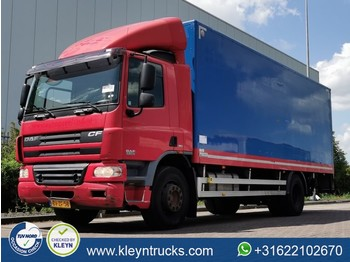 Box truck DAF CF 65.220 19t airco taillift