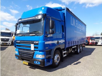 Box truck DAF CF 85.360 + Euro 5 + Lift