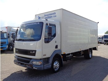 Box truck DAF LF45.130 + Manual