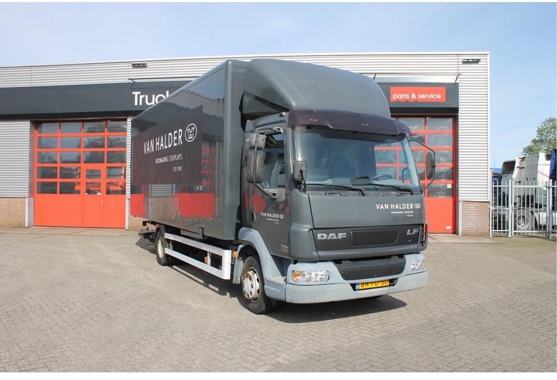 Box truck DAF LF45 170 Manual gears Engine problem take as is - Truck1 ID:  3519292