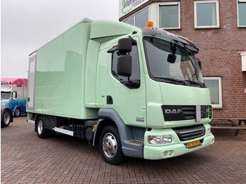 Box truck DAF LF45-180 SLEEPING CABIN IN TOP CONDITION!!!!!!!!