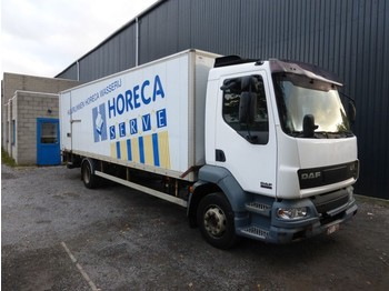 Box truck DAF LF55 180: picture 1