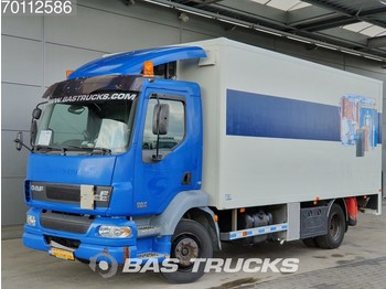 DAF LF55.180 4X2 Manual Ladebordwand Euro 3 - box truck