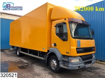 DAF LF55 220 Manual, Cruise control - box truck