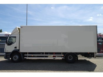 Box truck DAF LF55.250 4x2 CLOSED BOX EURO5