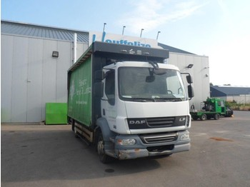Box truck DAF LF55 - manual gearbox - 14 ton