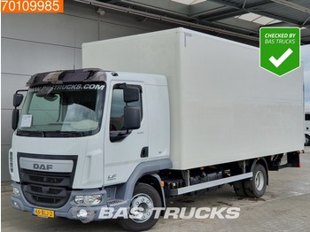 Box truck DAF LF 220 4X2 New APK! NL-Truck Ladebordwand Steelsuspension Euro 6