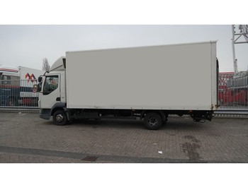 Box truck DAF LF 45.160 CLOSED BOX: picture 1