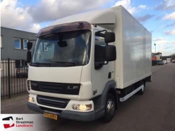 DAF LF45 180 4X2 Original-km Ladebordwand Euro 4 box truck