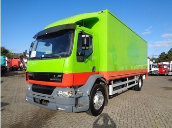 DAF LF 55.220 + Manual + Dhollandia Lift - box truck