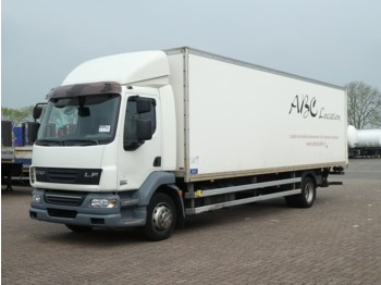 Box truck DAF LF 55.250 11.9t lift