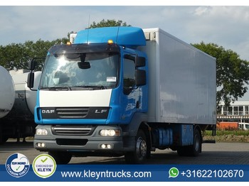 Box truck DAF LF 55.250 15t sleepercab lift