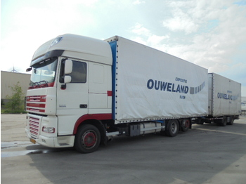 Box truck DAF XF105-410 SSC MANUAL