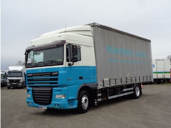 DAF XF 105.460 + Euro 5 + Manual - box truck