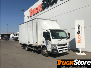 Box truck FUSO CANTER